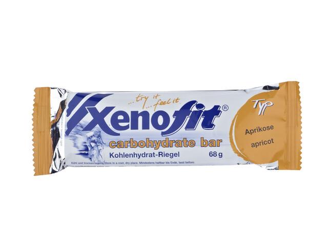 Xenofit Carbohydrate Alimentazione sportiva Aprikose 68g trasparente